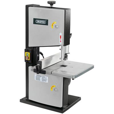 Draper 82756 BS200B 200mm 250W 230V Two Wheel Bandsaw