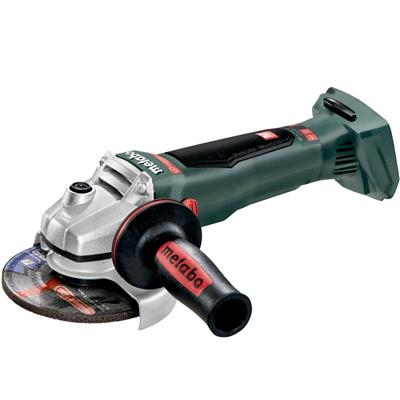 Metabo WB 18 LTX BL 115 Quick 18 Volt Cordless Angle Grinder ʋody Only - In MetaLoc Case)