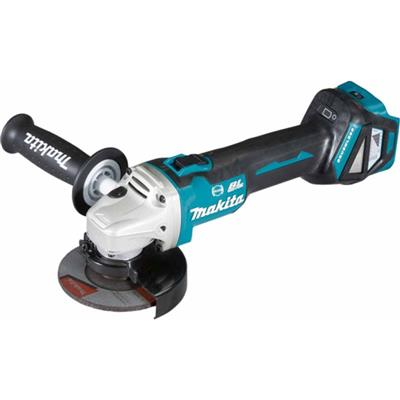 Makita DGA463Z 18 Volt BL LXT Brushless Angle Grinder 115mm ʋody Only)