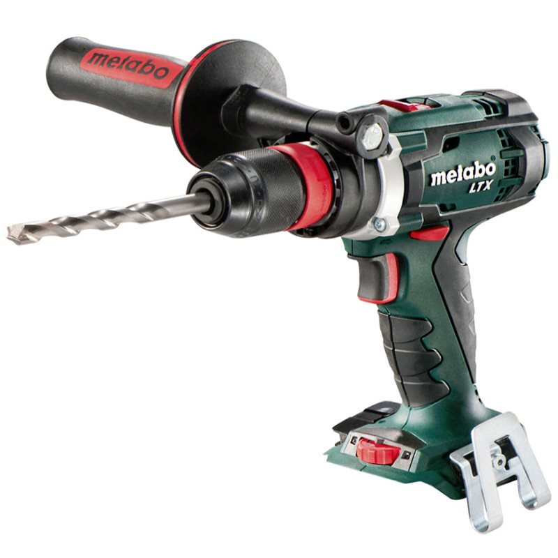 metabo bs 18 ltx quick 18 volt li ion cordless drill body only in metaloc case miles tool. Black Bedroom Furniture Sets. Home Design Ideas