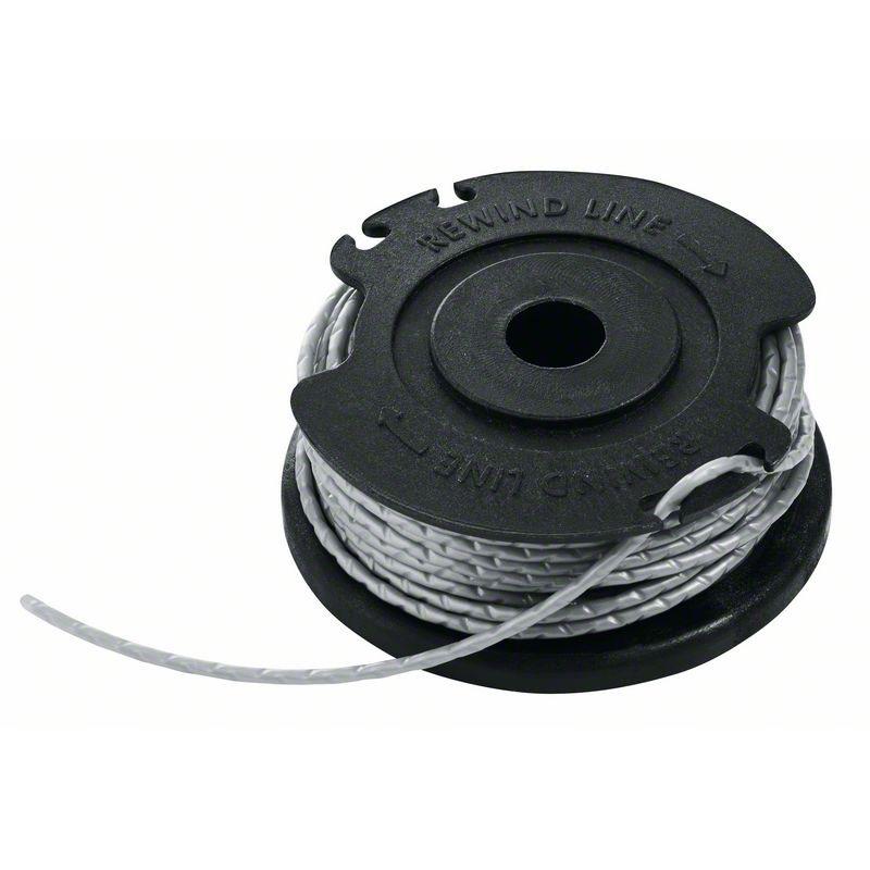 bosch f016800385 grass trimmer spool line for art 23 sl. Black Bedroom Furniture Sets. Home Design Ideas