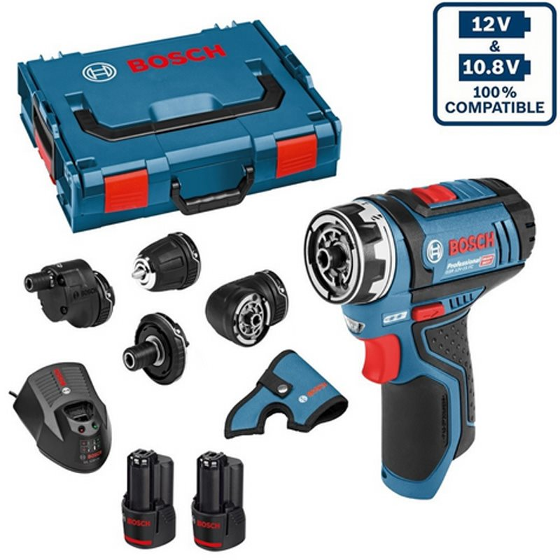 bosch gsr 12v 15 fc professional 12 volt cordless drill driver miles tool machinery centre. Black Bedroom Furniture Sets. Home Design Ideas