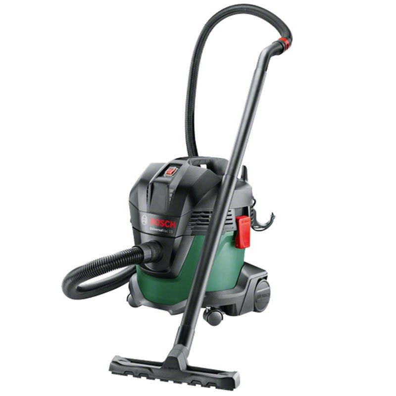 Bosch Universal Turbo Brush: Bosch UniversalVac 15 Wet & Dry Vacuum Cleaner/ Dust