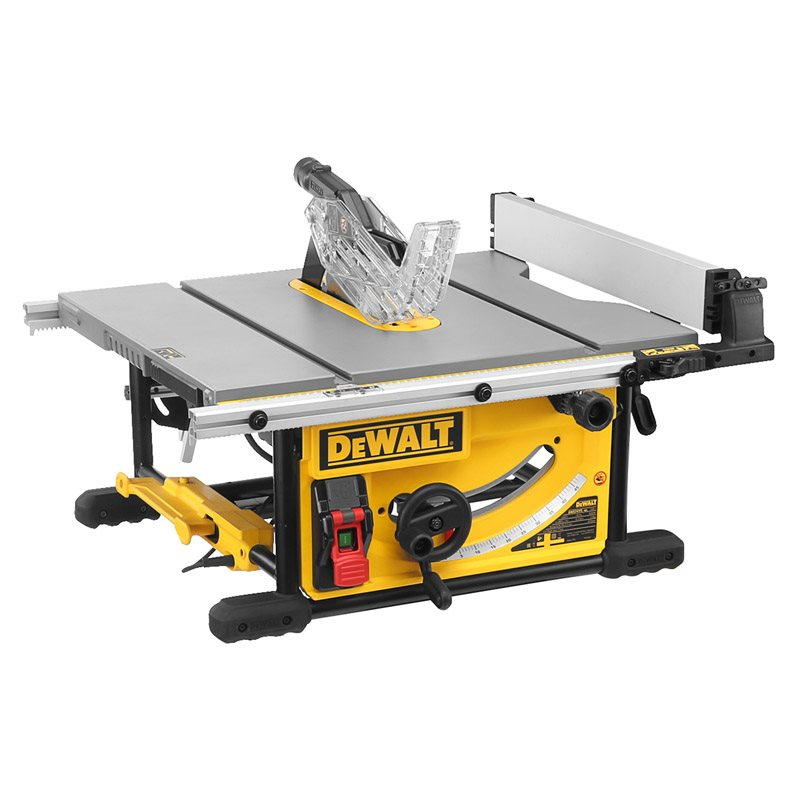 dewalt dwe7492 250mm table saw dwe74912 saw stand pack miles tool machinery centre