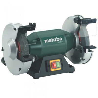 Metabo Ds 200 200mm Bench Grinder Miles Tool Amp Machinery