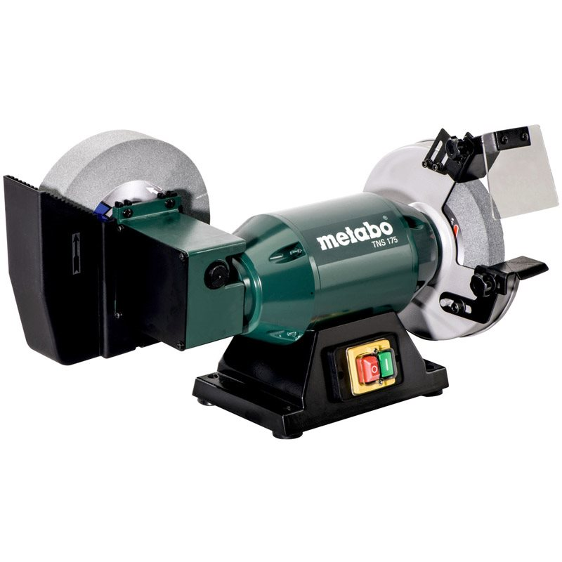 Metabo Tns 175 175mm Bench Grinder Amp Wet Stone Miles