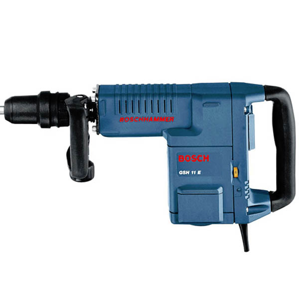 bosch gsh 11 e professional sds max demolition hammer miles tool machinery centre. Black Bedroom Furniture Sets. Home Design Ideas
