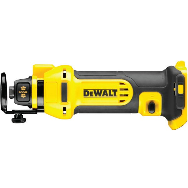 dewalt drywall router. dewalt dcs551n 18 volt xr cordless drywall cutout tool (body only) router t